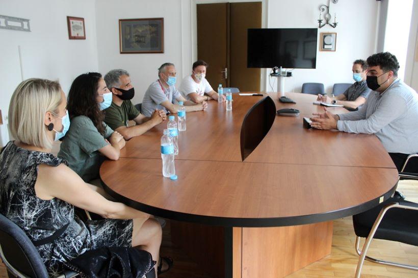 Križevce posjetili gosti iz Katalonije