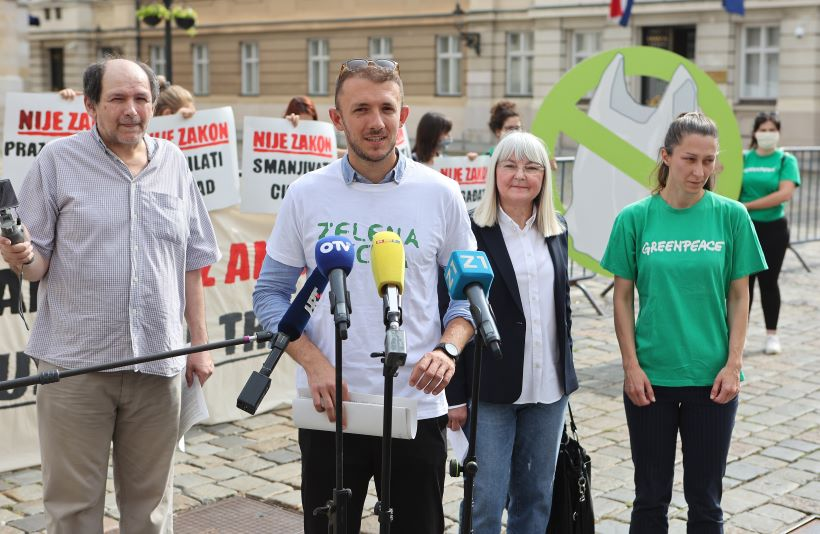 Udruge pozvale Sabor da se založi za promjenu Zakona o gospodarenju otpadom