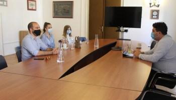 Gradonačelnika posjetili korisnici gradske stipendije; Rajn: Križevačke stipendije među najvišima u Hrvatskoj