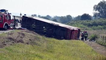 DORH: Vozač autobusa bio umoran i nesposoban za sigurno upravljanje vozilom