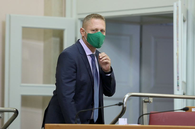 Beljak: 'Jandroković je ljetos navodno počinio dva ozbiljna kaznena djela'