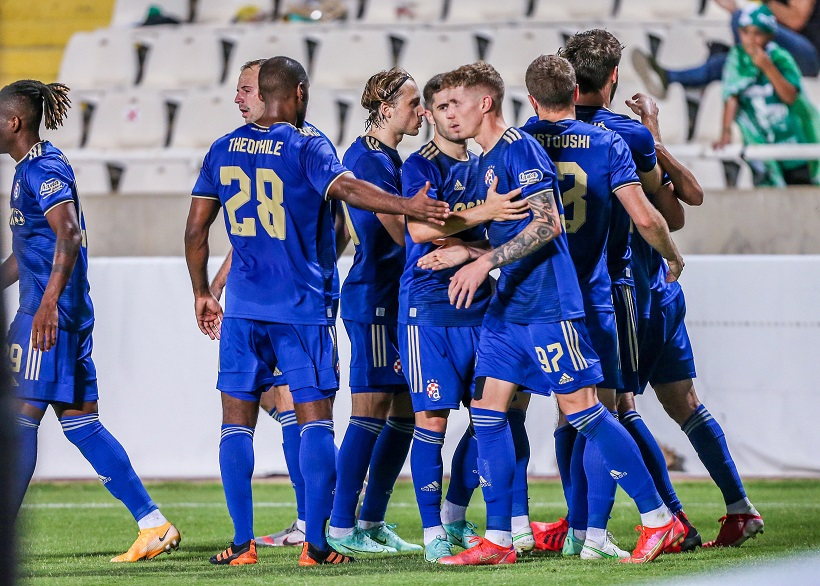 Dinamo osigurao europsku jesen