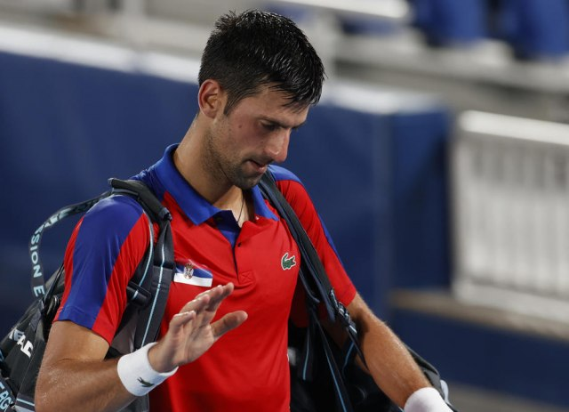OI Tenis parovi: Đoković odustao od borbe za broncu