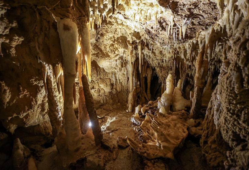 Grgosova špilja, jedna od najljepših u sjeverozapadnoj Hrvatskoj