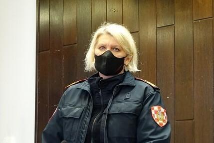 Jasminka Jakupec nova je zapovjednica Javne vatrogasne postrojbe Grada Koprivnice