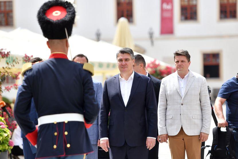 Milanović: Dobro je što je Vlada projekt Varteksa uvrstila u strateške projekte