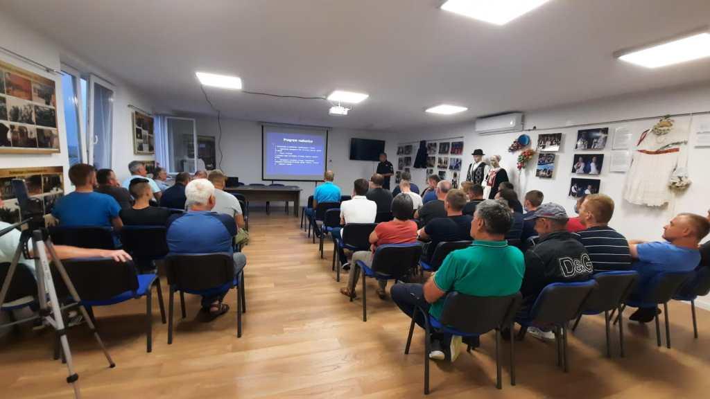 Održana radionica Vatrogasne zajednice Općine Sveti Petar Orehovec
