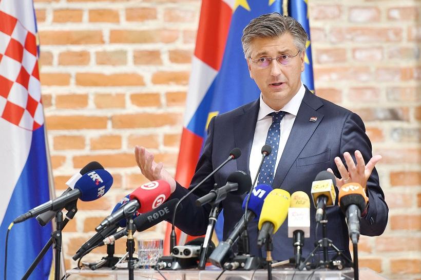 Premijer Plenković u petak dolazi u Farkaševac