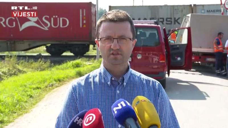 🎦 Darko Barišić: Teret je putovao iz Rijeke za Mađarsku