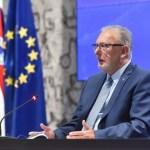 Božinović: 'Mislim da smo s mjerama pogodili'