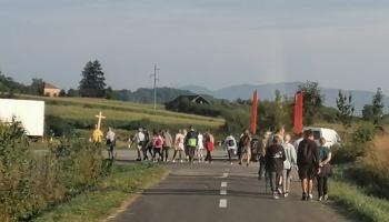 🎦 Jozo Guić (73) trčeći na Mariju Bistricu