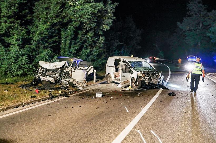 Jedna osoba smrtno stradala u teškoj prometnoj nesreći