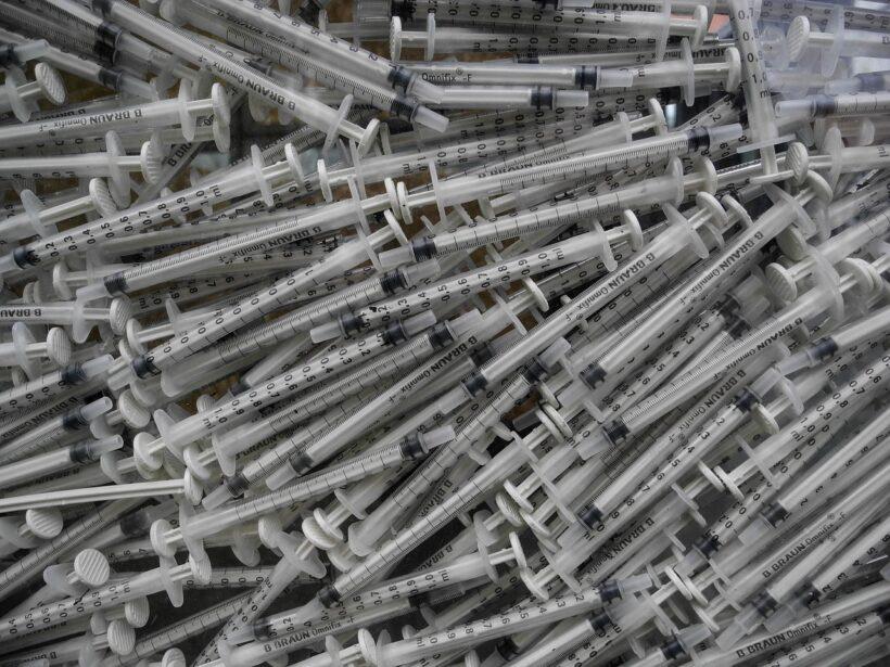 U samo jednom hrvatskom gradu dnevno podjele 1000 igala i 500 šprica ovisnicima
