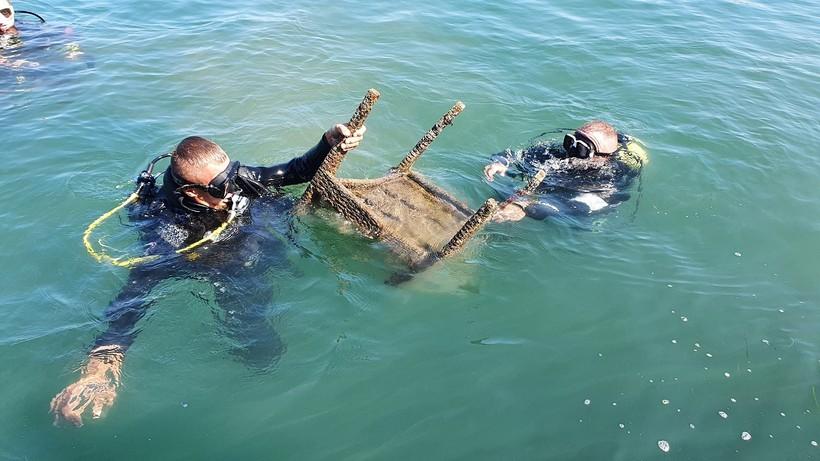 11. Čišćenje podmorja (A)MARE