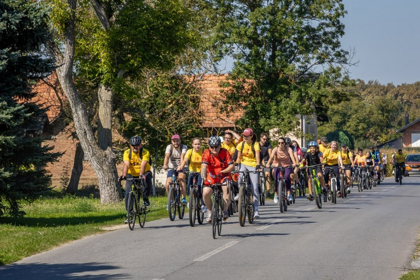 🖼️ Održana prva Dergez biciklijada