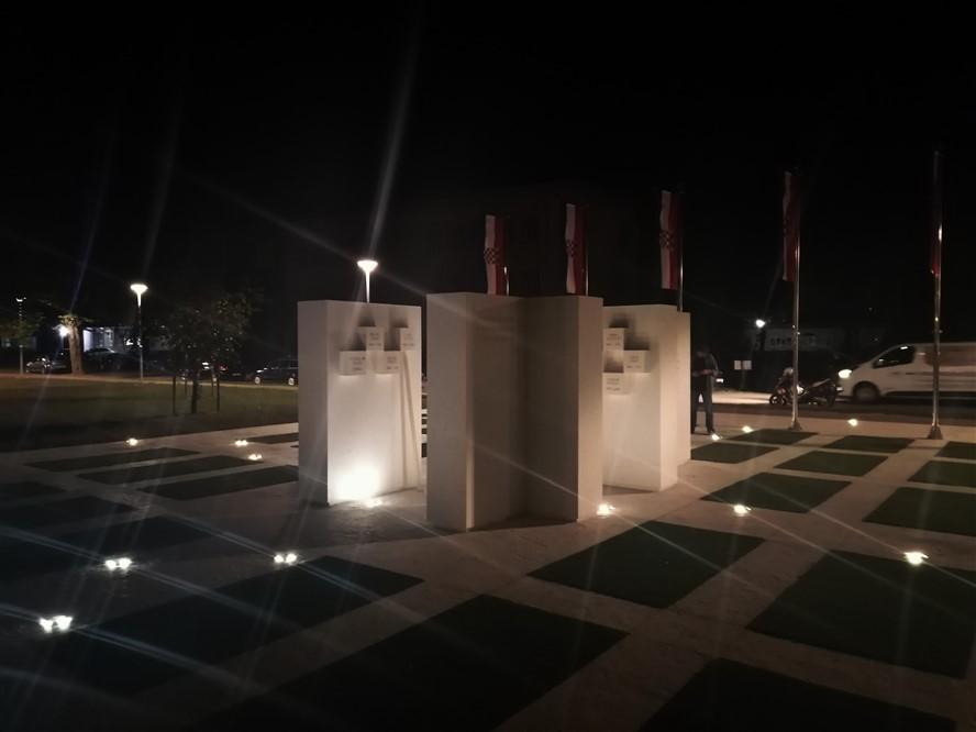 Posljednje pripreme povodom proslave 30. obljetnice oslobođenja križevačke vojarne i Dana branitelja grada Križevaca