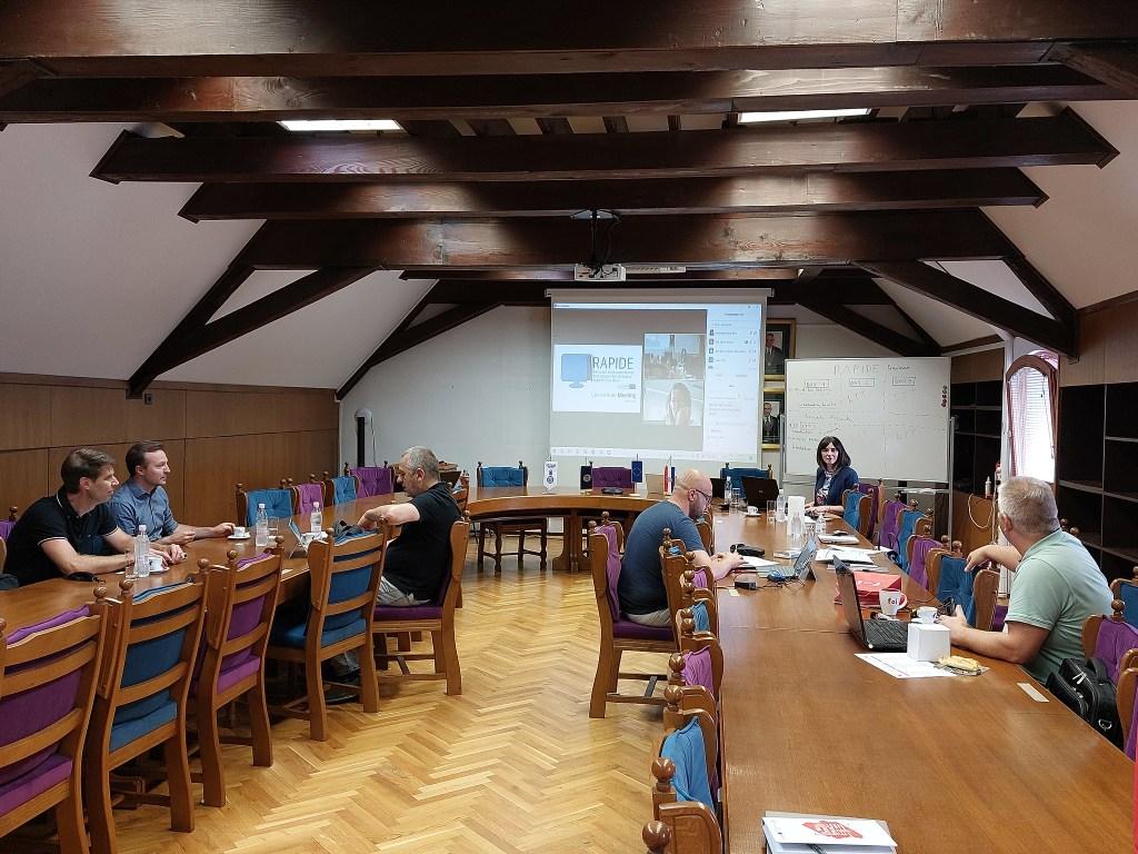 FOI predstavio međunarodni projekt RAPIDE