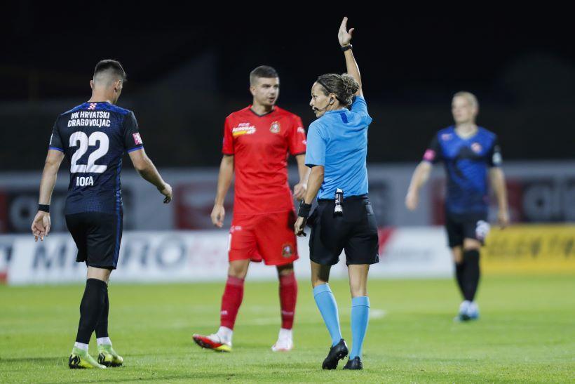 Koprivnička nogometna sutkinja Martinčić dobila novo veliko priznanje