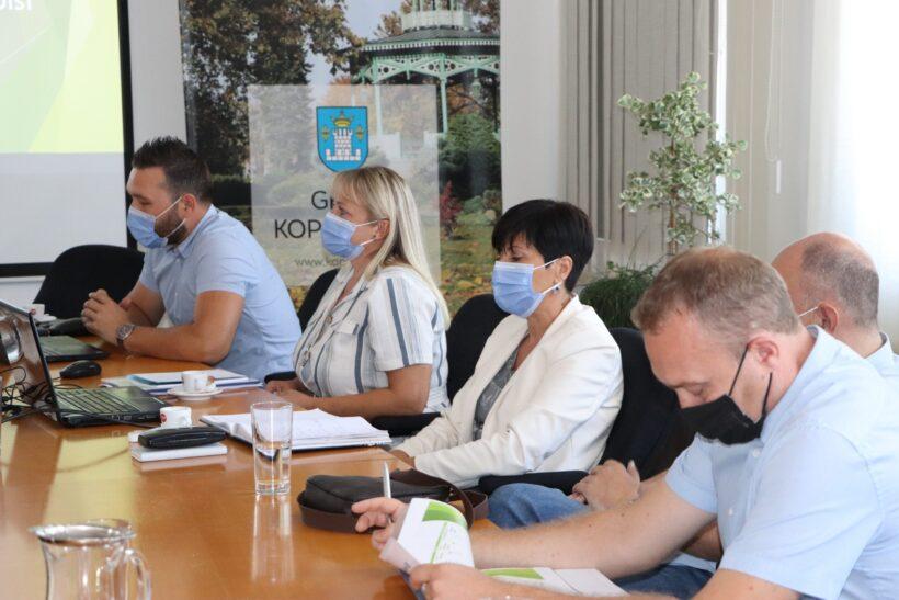 Održana sjednica savjeta za gospodarenje otpadom Grada Koprivnice i sedam općina