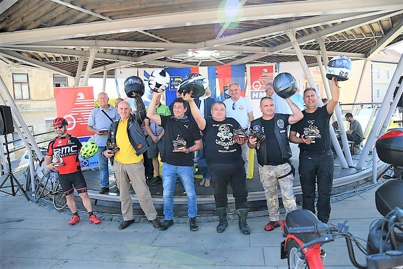 🖼️ 🎦 Održano moto i biciklističko druženje u Križevcima
