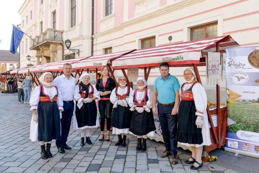 Prezentacijom OPG-ova ispred Županijske palače završilo obilježavanje Dana Varaždinske županije