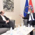 Plenković razgovarao sa Schmidtom o promjeni izbornog zakona u BiH