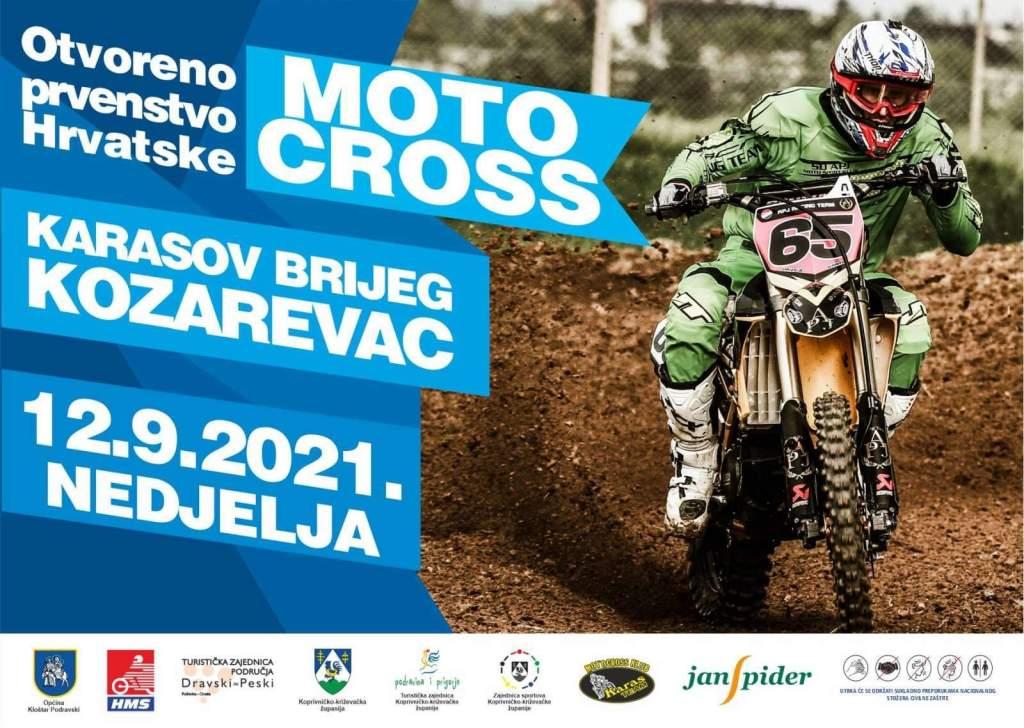 [NAGRADNJAČA] Osvoji karte za prvenstvo Hrvatske u motocrossu u Kozarevcu za četvero