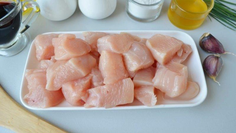 Курица терияки за 15 минут