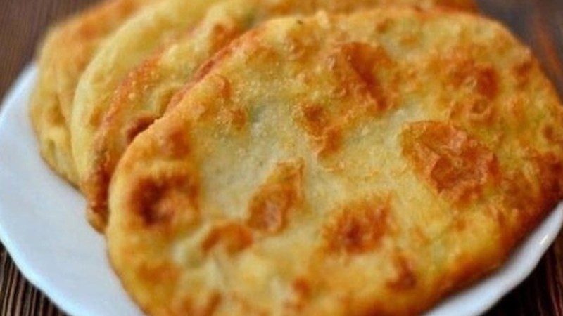 Пирожки без разрыхлителя