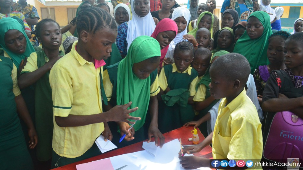 2019_Prikkle_Academy_Children_Day_Makerspace_Nigeria
