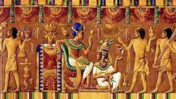 Картинки Древнего Египта (37 картинок) | Приколист