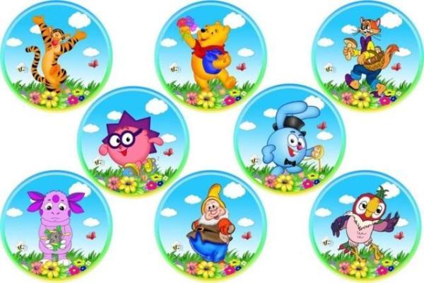 Картинки для оформления группы в детском саду (43 картинки ...