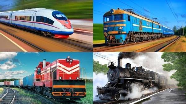Картинки поезда для детей (38 фото) | Приколист