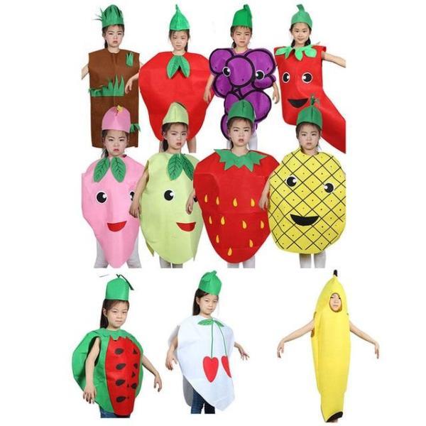 Картинки масок овощей и фруктов для детей на голову (37 ...