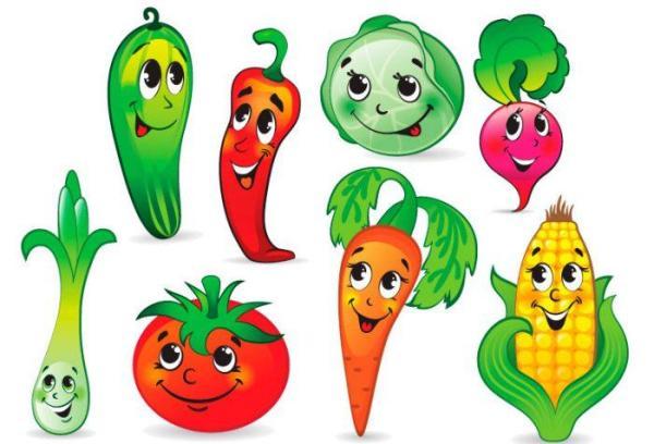 Картинки овощей и фруктов для детей (38 фото)   Приколист