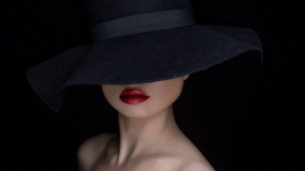 "Картинки ""Дама в шляпе"" (36 фото) | Приколист"
