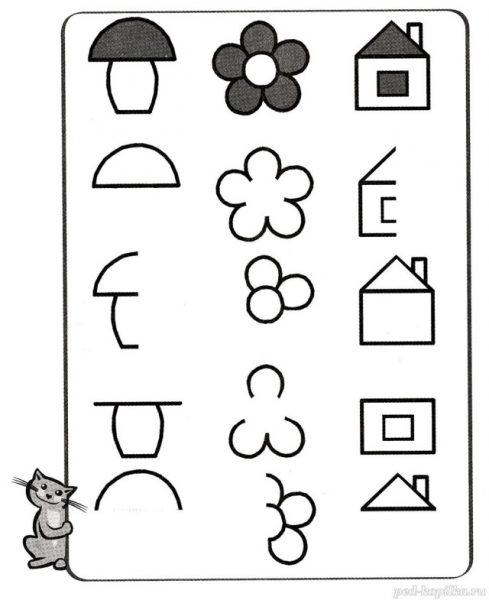 Распечатать логические задания для детей 7-8 лет в ...