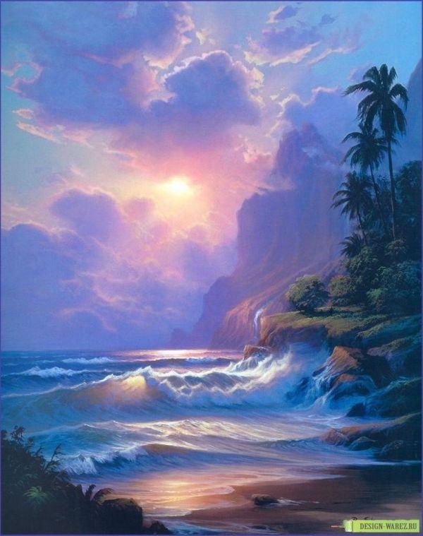 Красивые фото природы пейзажи закаты » Скачать лучшие ...