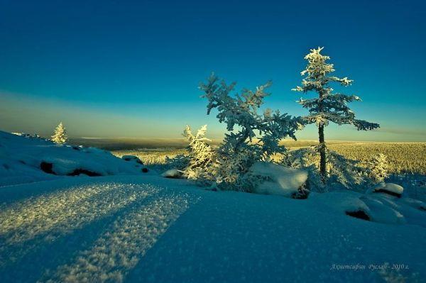 Природа якутии фото зима » Скачать лучшие картинки ...