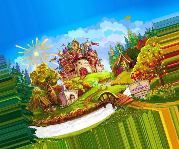 Картинки детские про осень » Скачать лучшие картинки ...
