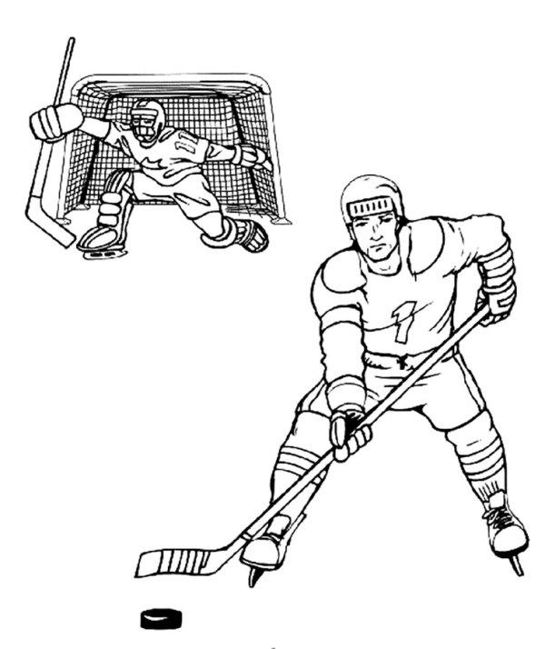 Рисунок на тему хоккей » Скачать лучшие картинки бесплатно ...