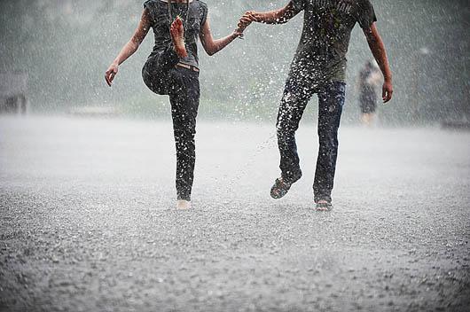 Картина танцующие под дождем » Скачать лучшие картинки ...