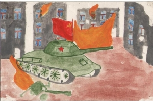 Рисунки на военную тему детские » Скачать лучшие картинки ...