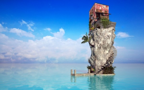 Фото дом у моря » Скачать лучшие картинки бесплатно на ...
