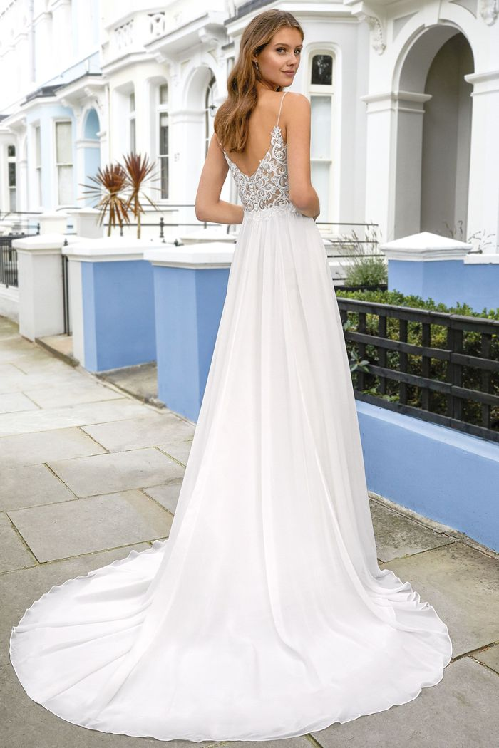Justin Alexander adore designer wedding dress bridal gown prima donna bridal norwich