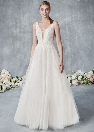 designer wedding dress bridal gown prima donna bridal norwich Kenneth Winston
