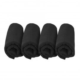 Kentucky Horsewear Stable Bandage Pads Black