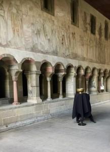 Mittelalterliche Kulisse