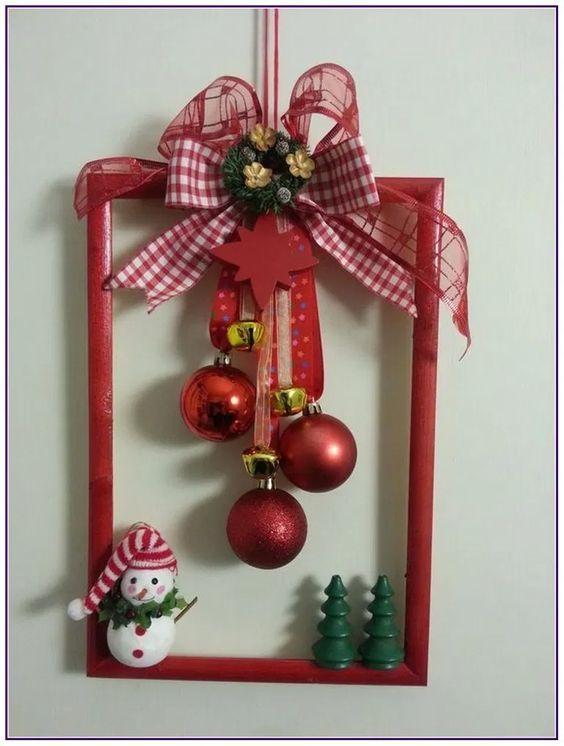 Vánoční koule jak dekorace