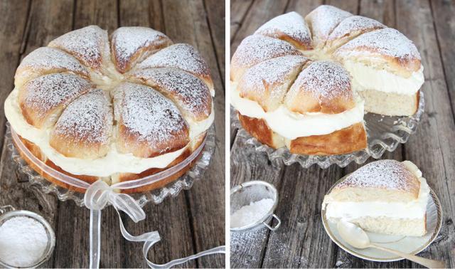 Hrnečkový recept: chutný dezert se smetanovým krémem